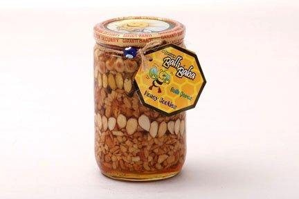 BALLI BABA HONEY WITH MIX NUTS 850G