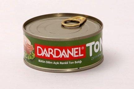 DARDANEL TON IN OLIVE OIL 160G